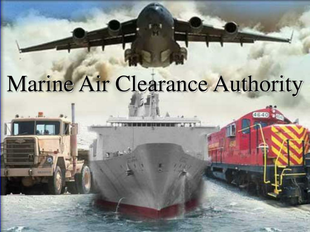 Marine Air Clearance Authority