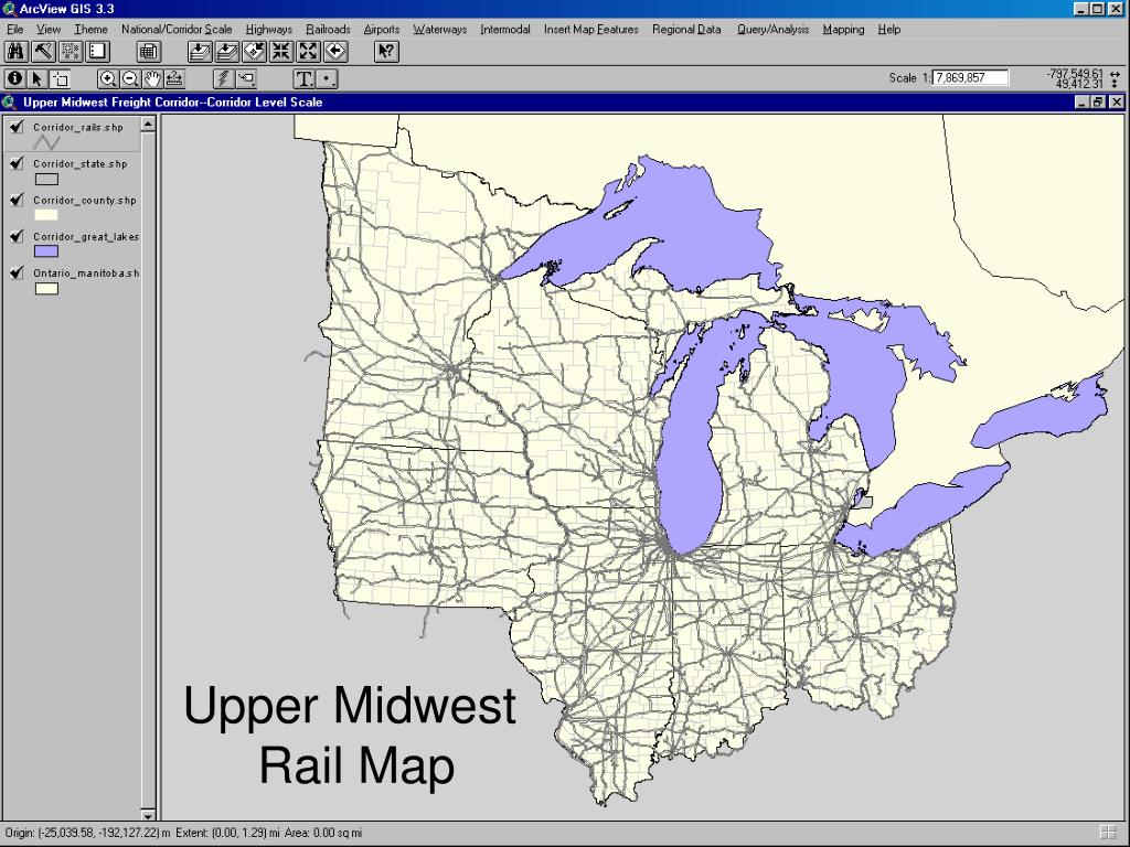 Upper Midwest