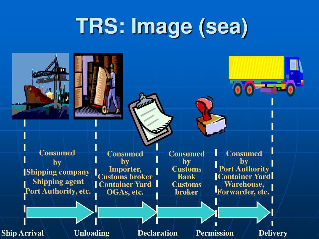 TRS: Image (sea)