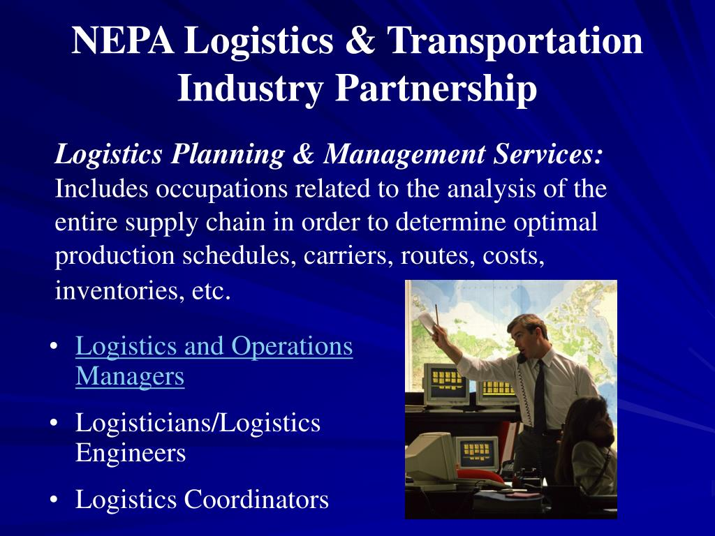 NEPA Logistics & Transportation Industry Partnership