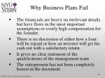 why business plans fail25