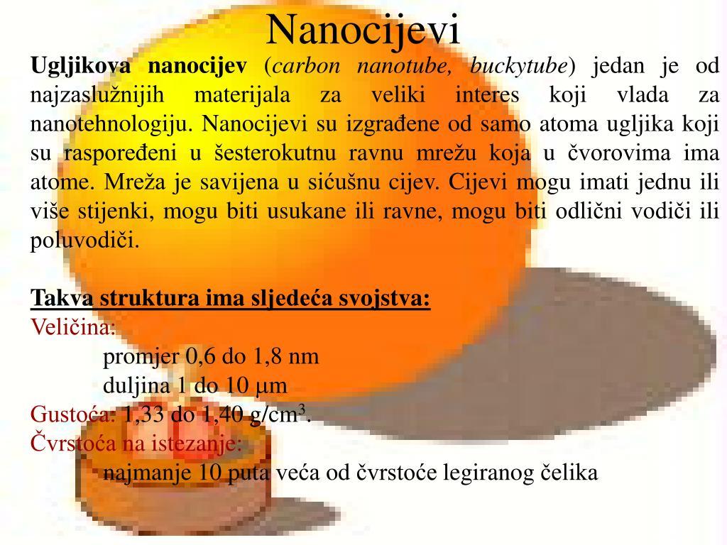 Ugljikova nanocijev