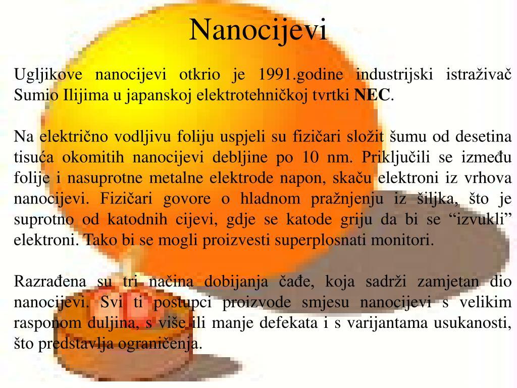 Nanocijevi