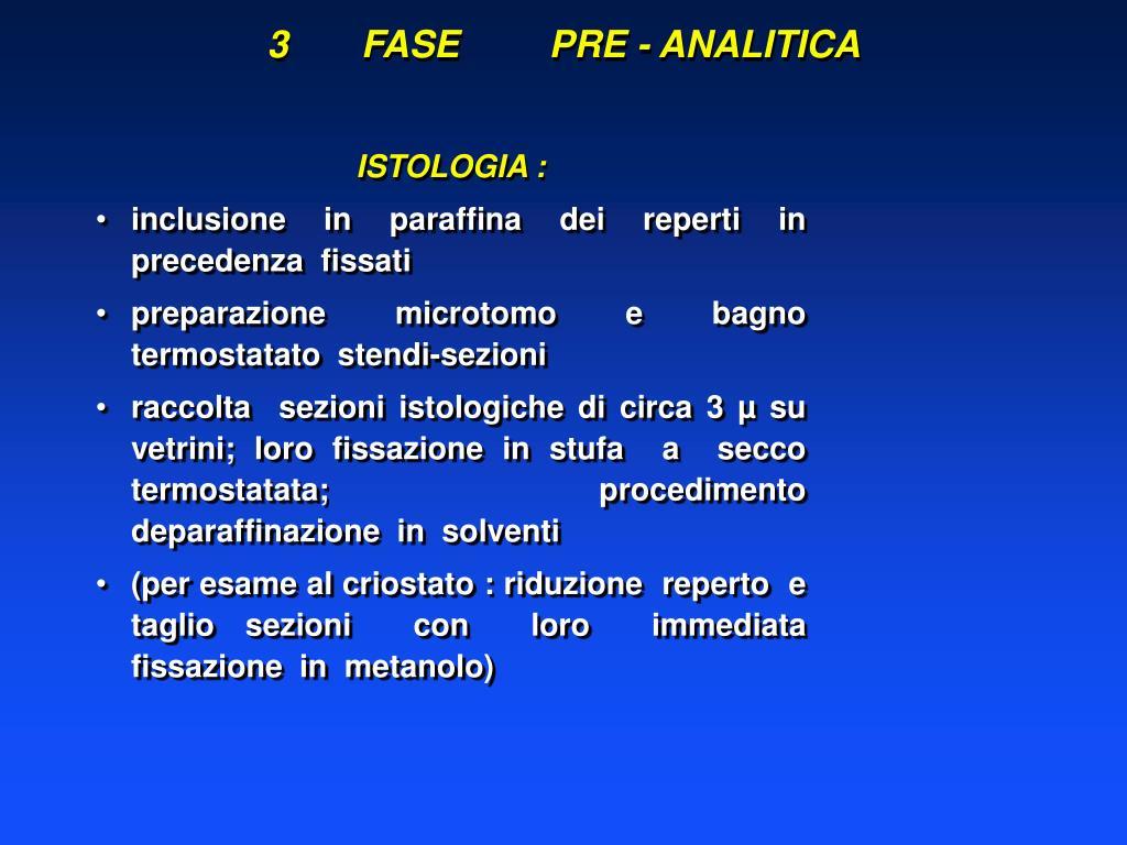 ISTOLOGIA :