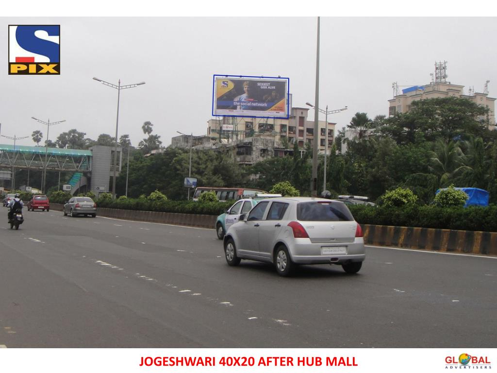 JOGESHWARI 40X20 AFTER HUB MALL