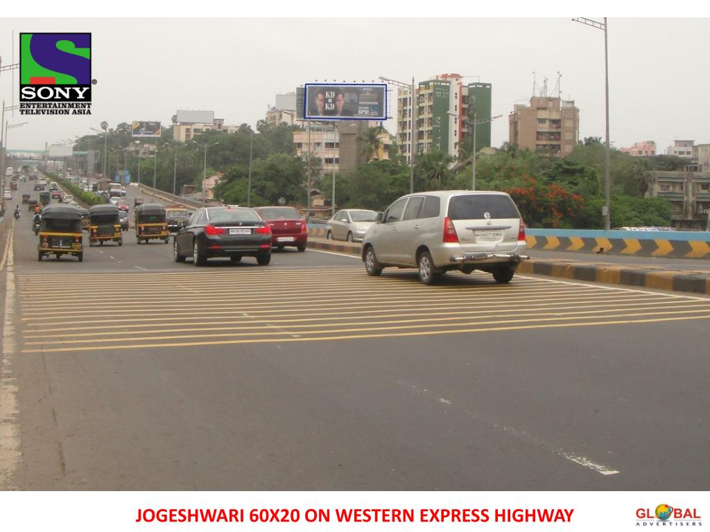 JOGESHWARI 60X20 ON WESTERN EXPRESS HIGHWAY