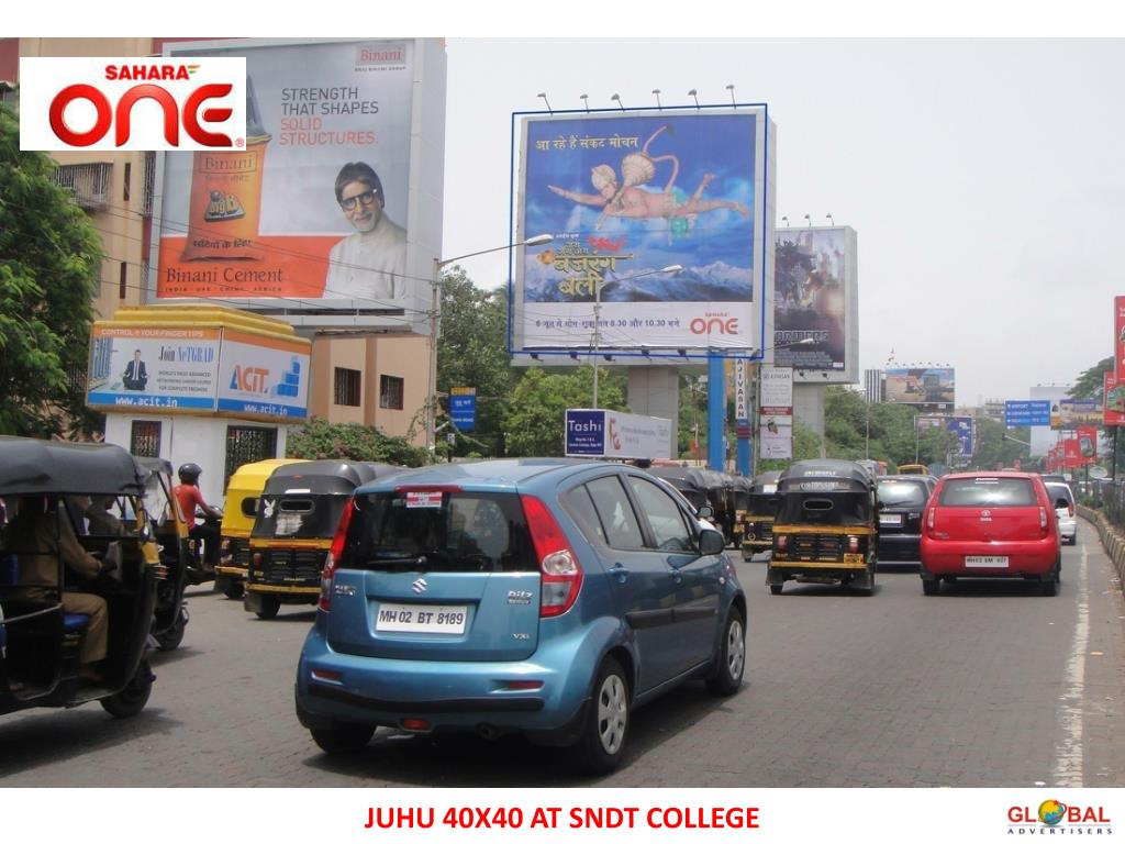JUHU 40X40 AT SNDT COLLEGE