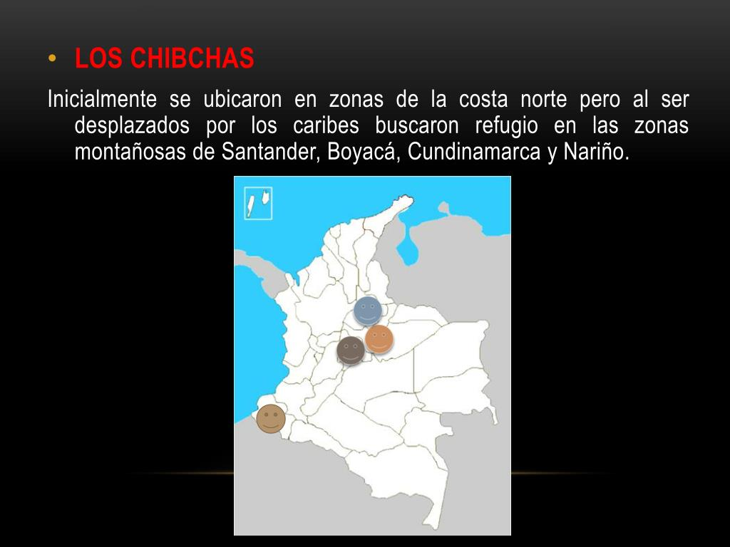 LOS CHIBCHAS