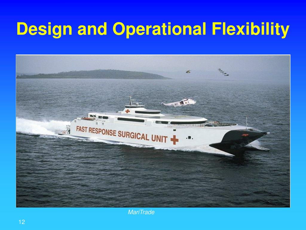 Design and Operational Flexibility