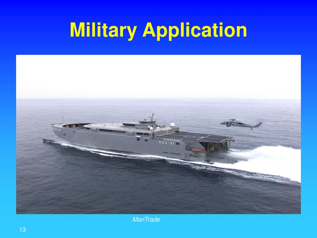 Military Application