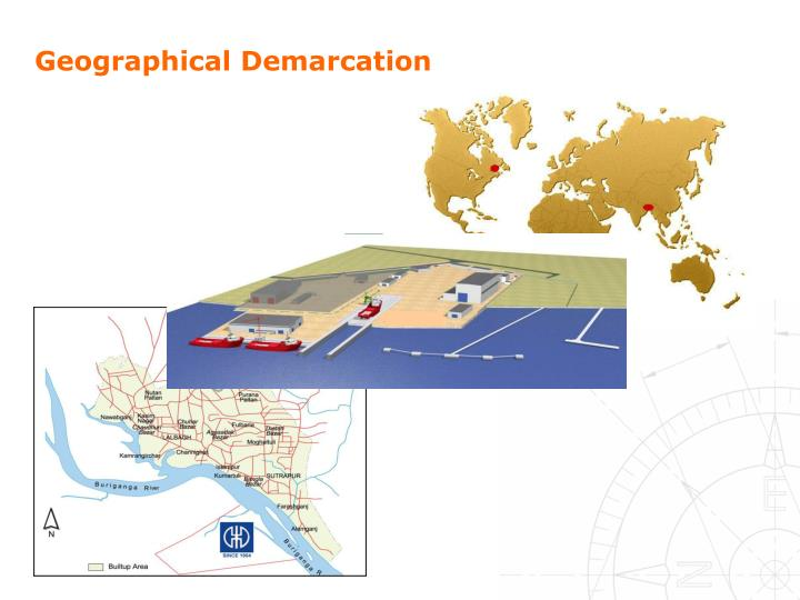 Geographical Demarcation