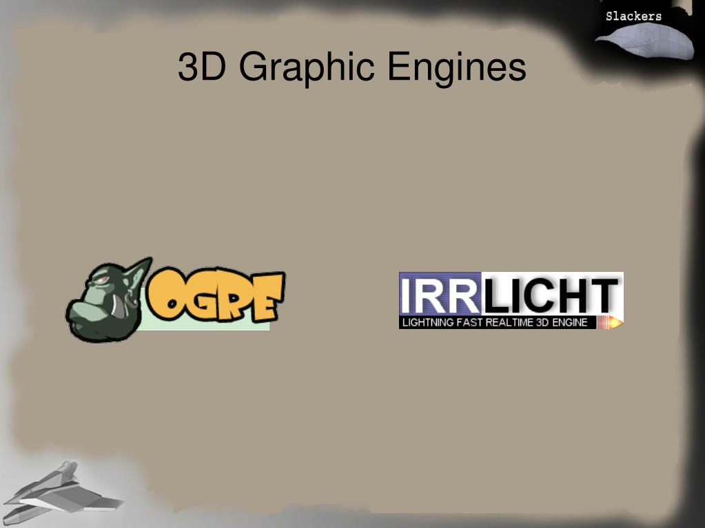 3D Graphic Engines
