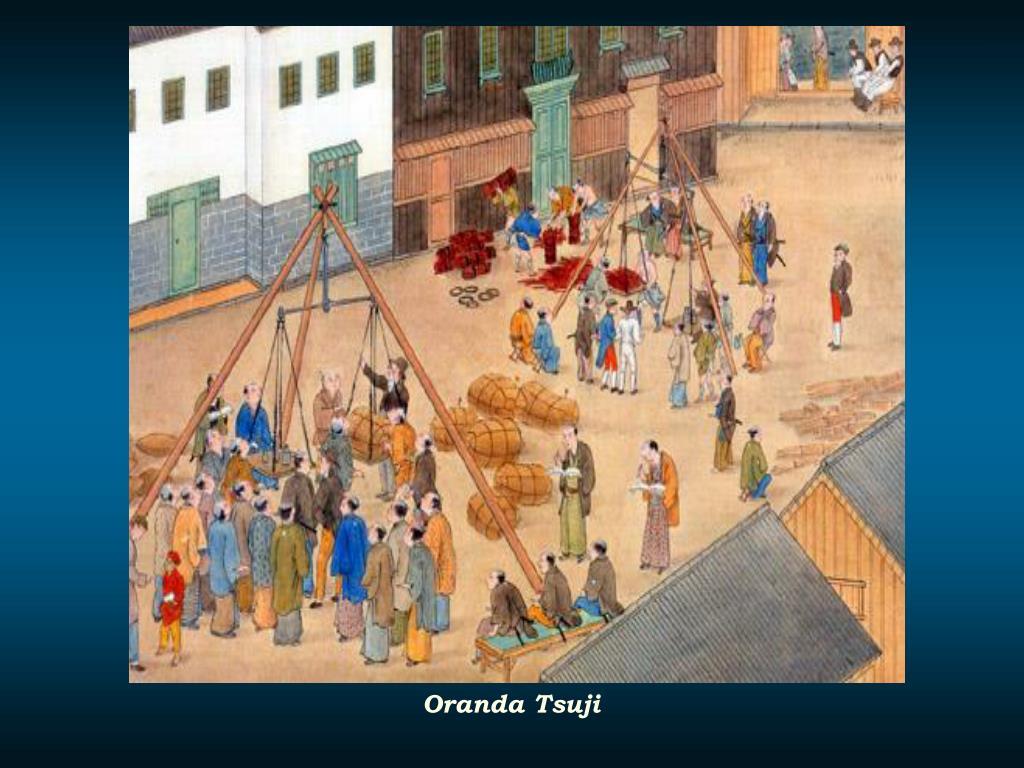 Oranda Tsuji