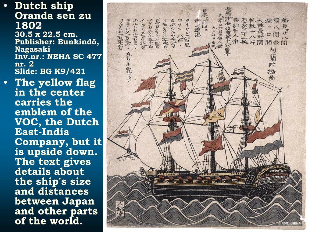 Dutch ship
