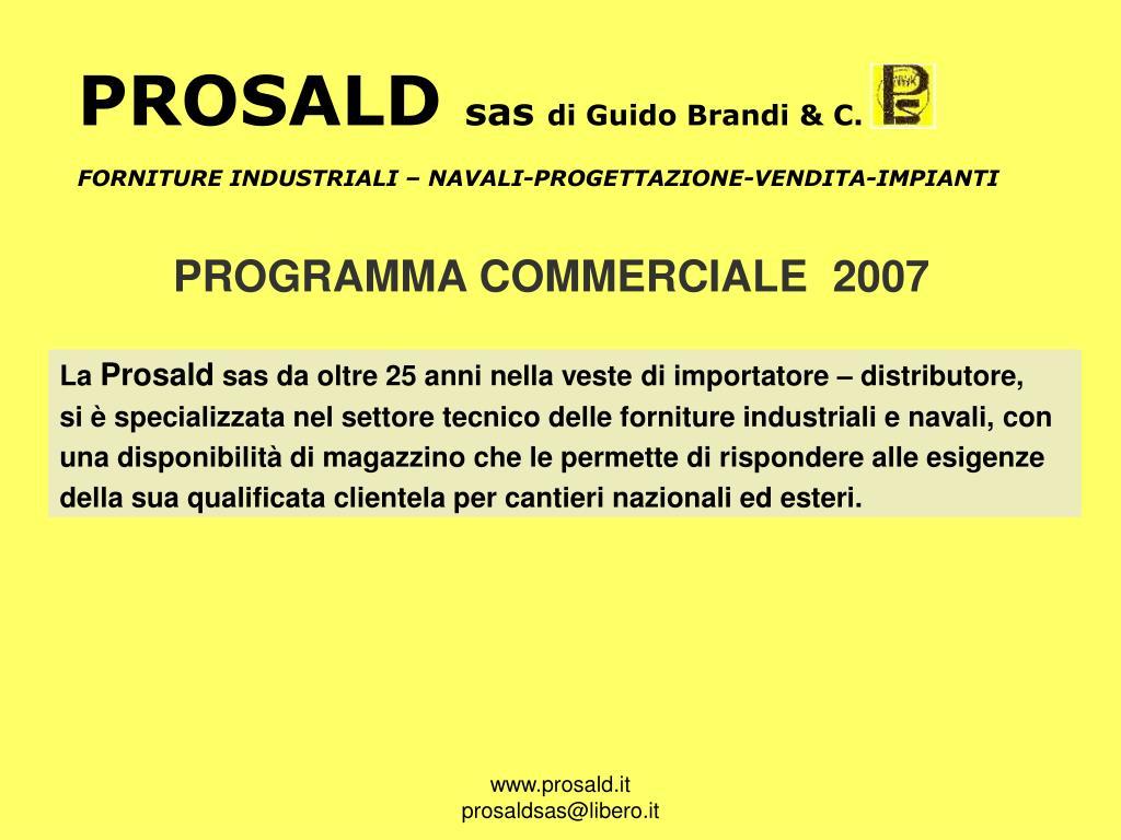 PROSALD