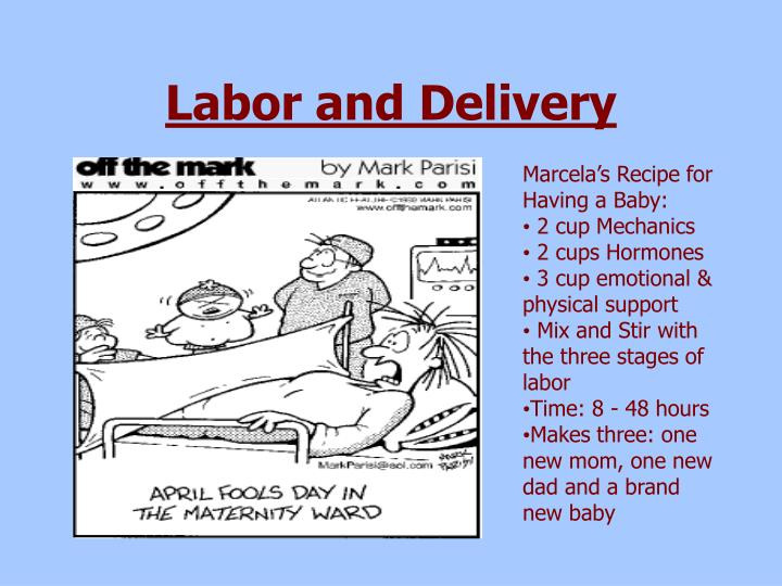 Labor and delivery l.jpg