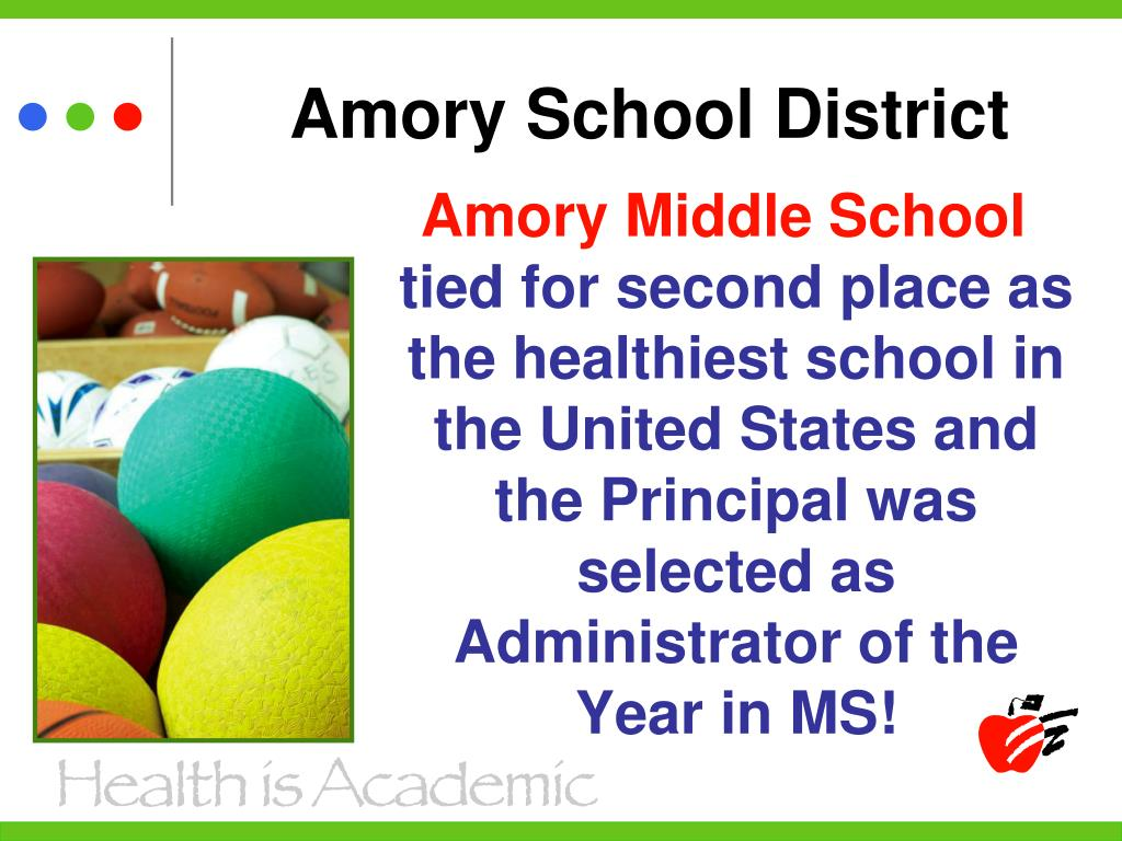 Amory School District