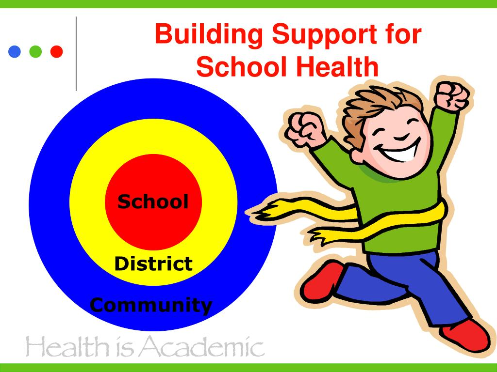 Building Support for         School Health