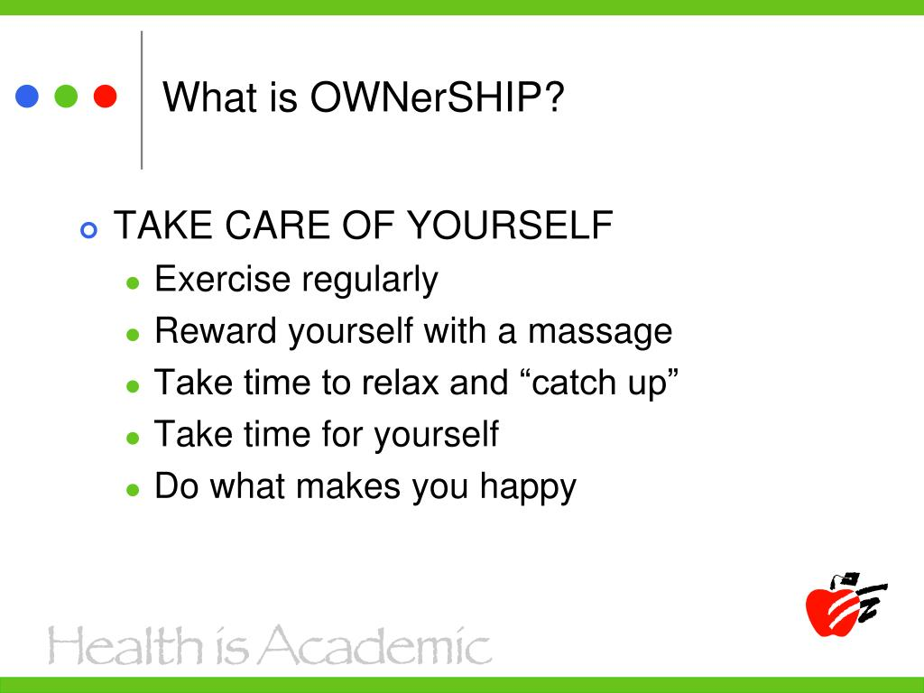 What is OWNerSHIP?