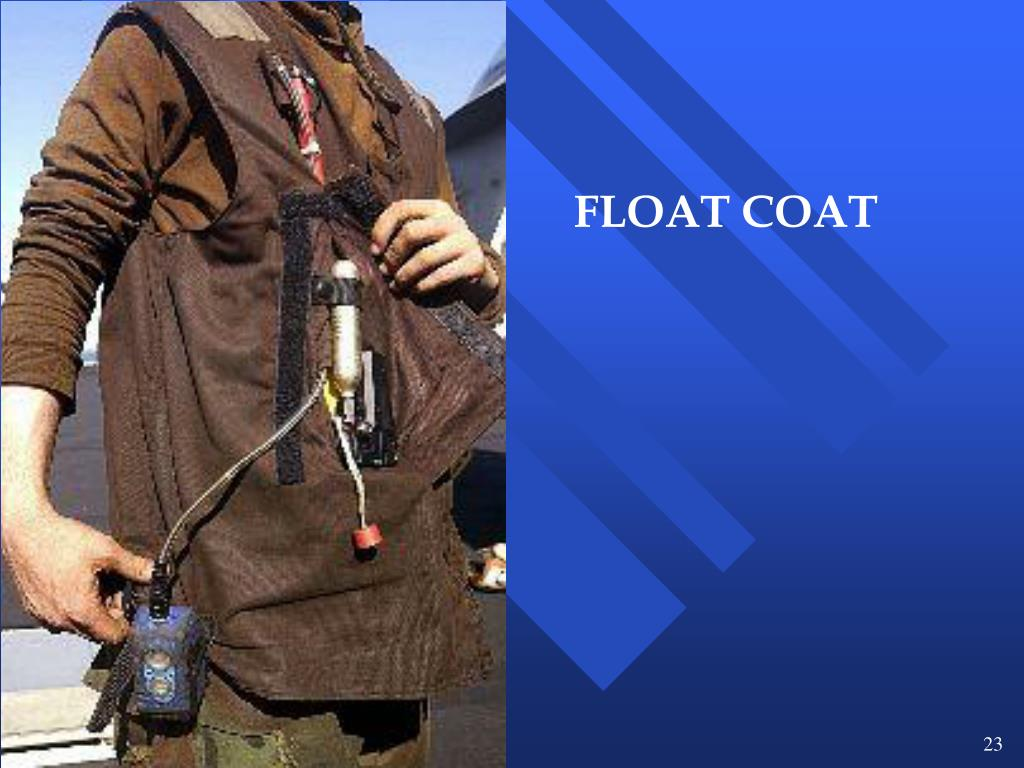 FLOAT COAT