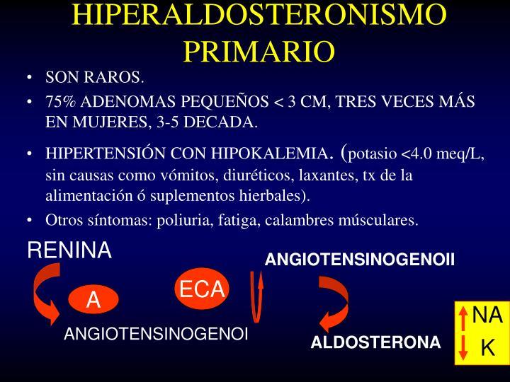 HIPERALDOSTERONISMO