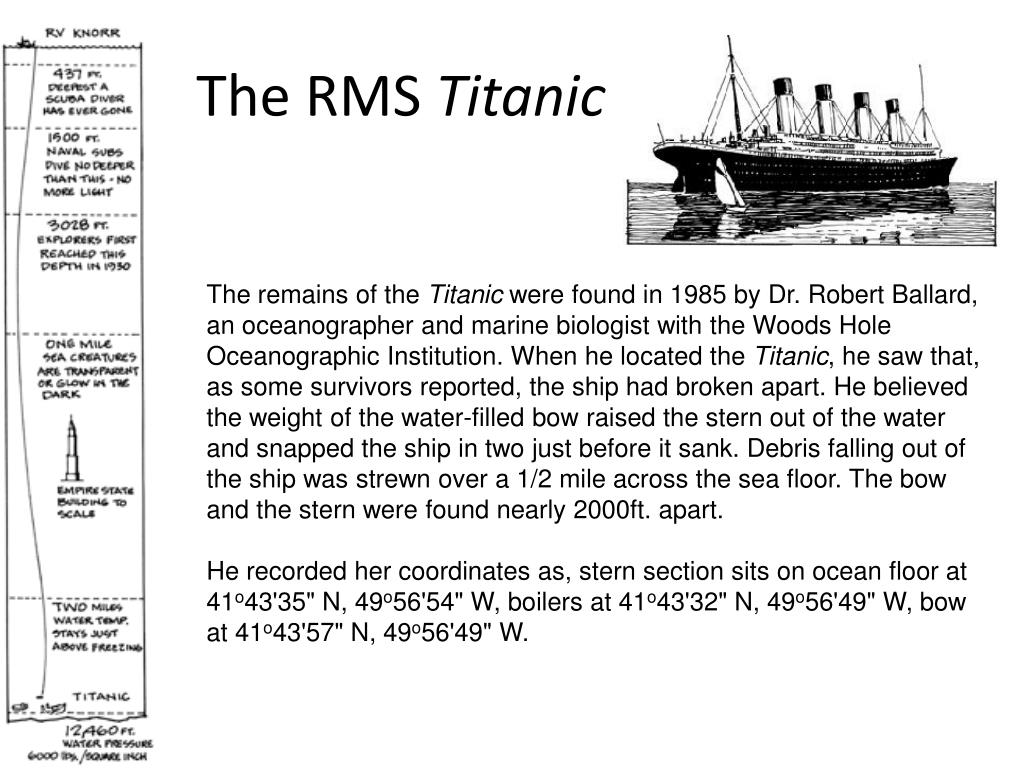 The RMS