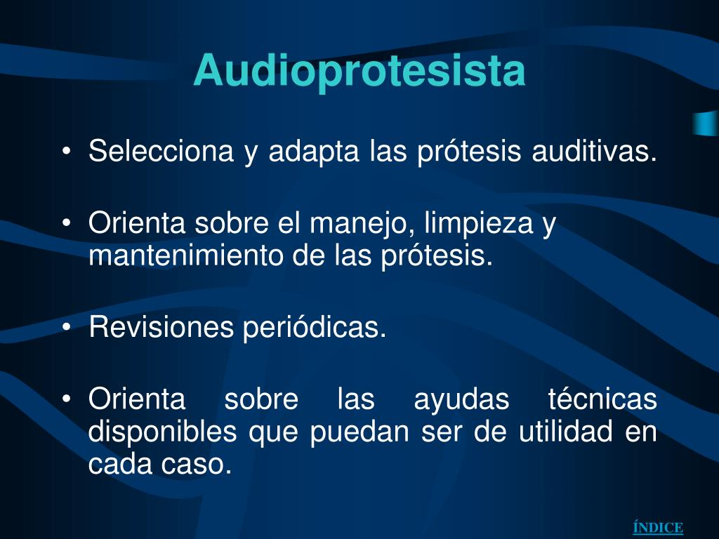 Audioprotesista