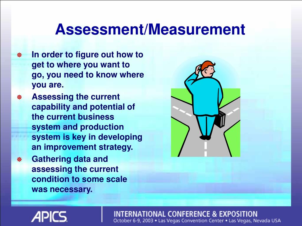 Assessment/Measurement