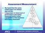 assessment measurement39