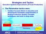 strategies and tactics execution systems improvement jit lean production25