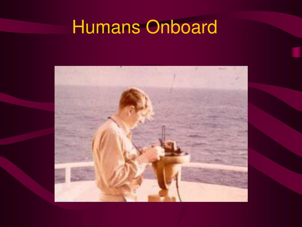 Humans Onboard