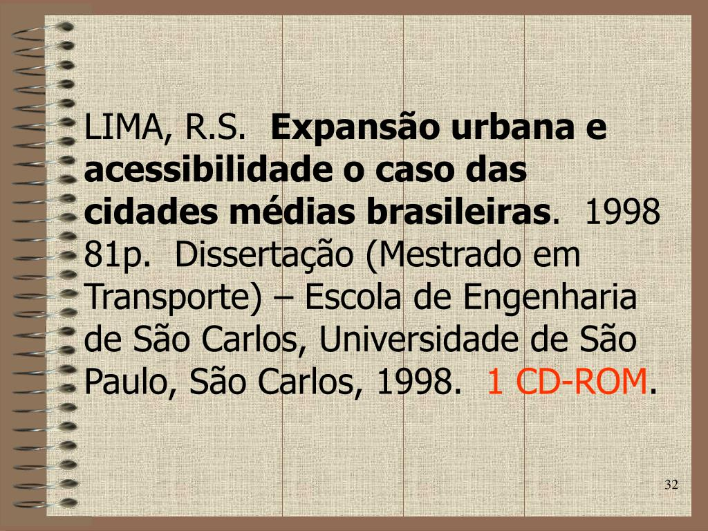 LIMA, R.S.