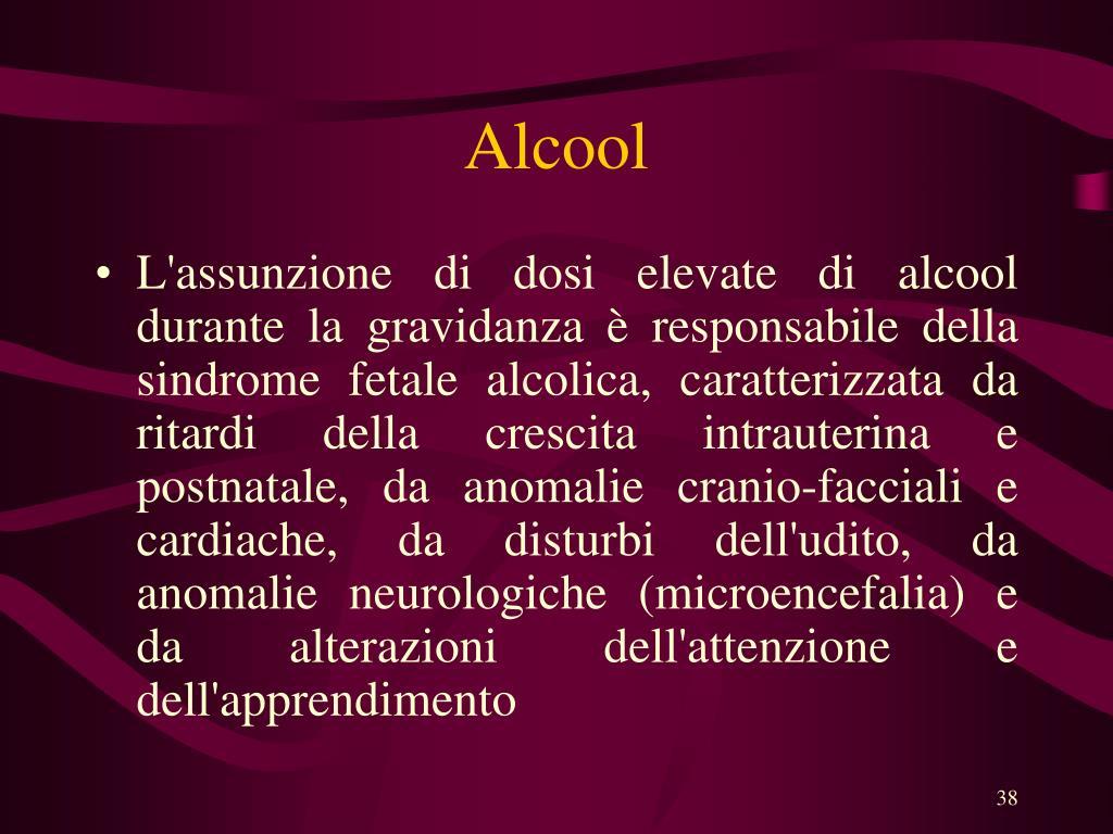 Ad alcolizzato forte il bere che fare