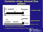 container ships general flow pattern31