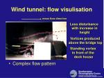 wind tunnel flow visulisation23