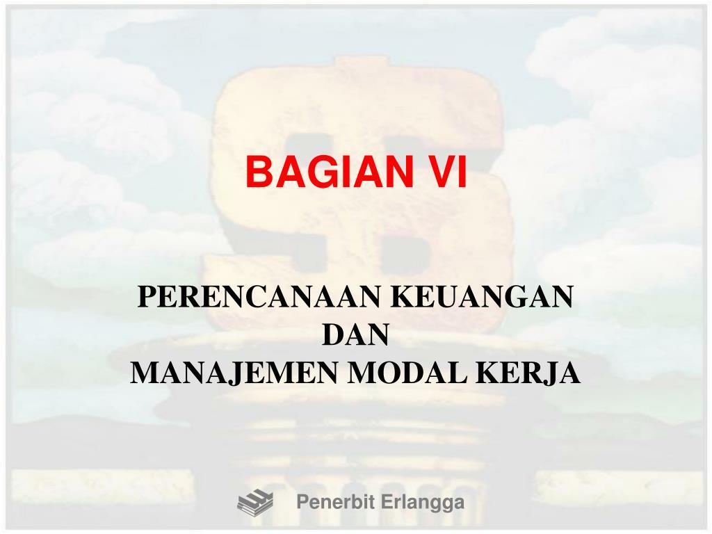 BAGIAN VI
