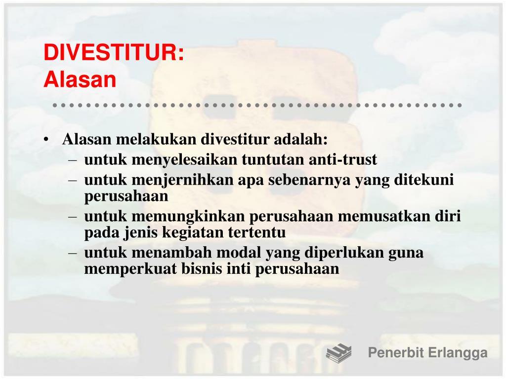 DIVESTITUR: