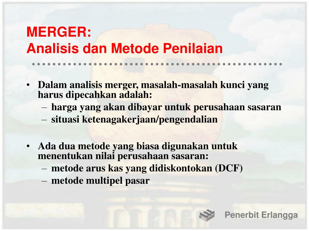 MERGER: