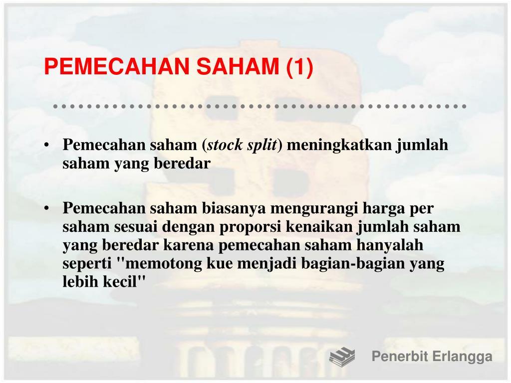 PEMECAHAN SAHAM (1)