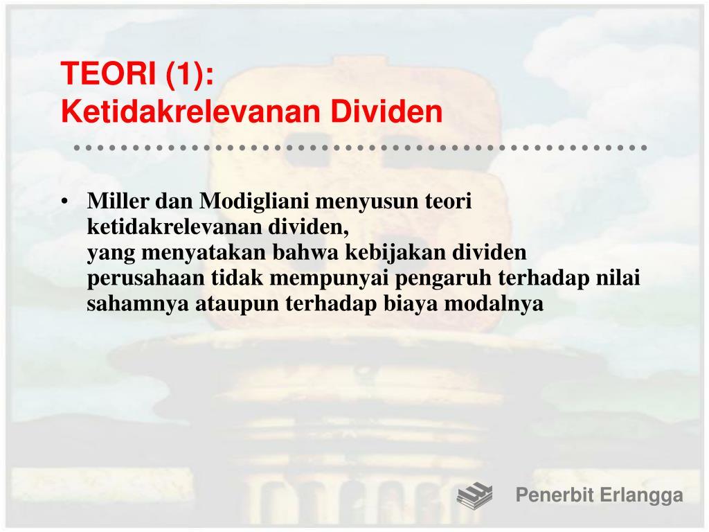 TEORI (1):