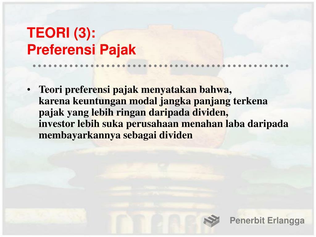 TEORI (3):