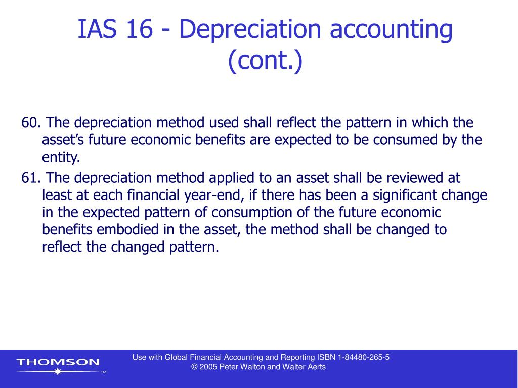 accounting depreciation and marks Real estate financial reporting: understand the differences between tax basis accounting yields gaap depreciation expense that marks paneth was.