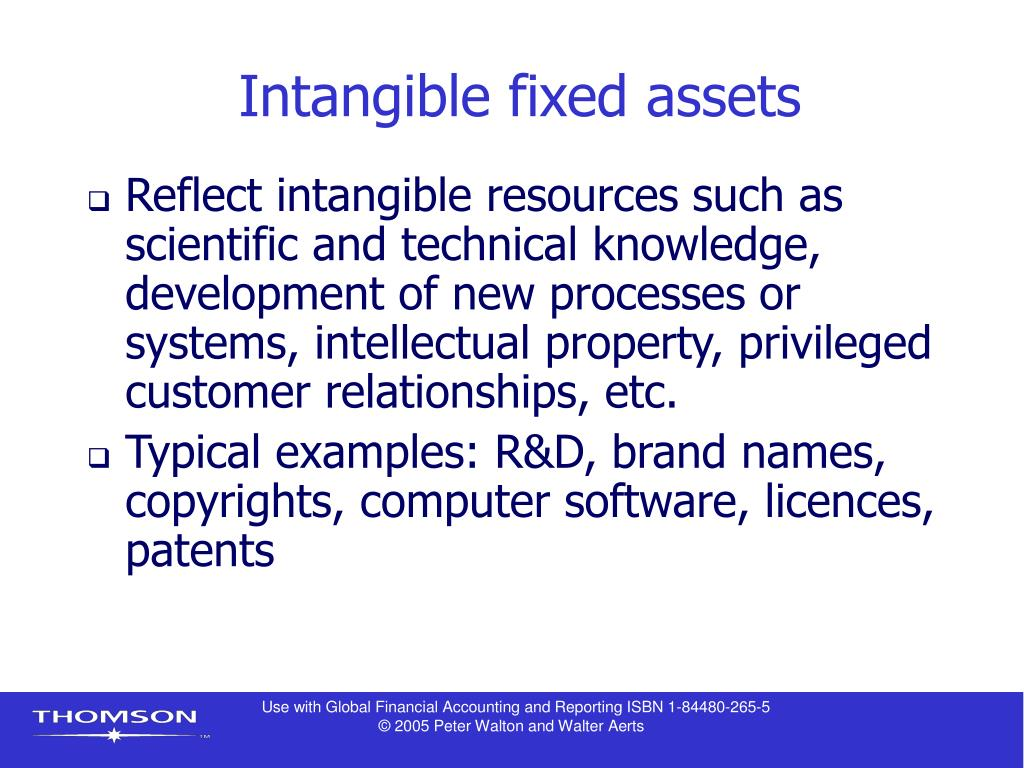 definition and nature of intangible assets accounting essay Even though intangible values have continuously become significant value  drivers of companies in today's economy, financial accounting and reporting still .