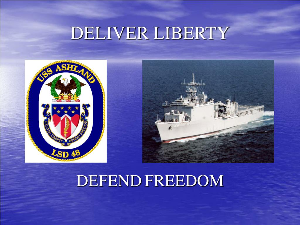 DELIVER LIBERTY