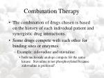 combination therapy17