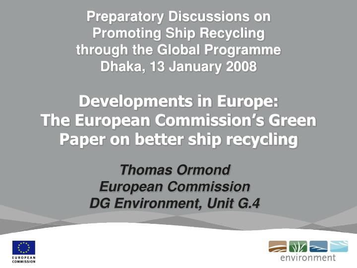 Thomas ormond european commission dg environment unit g 4 l.jpg