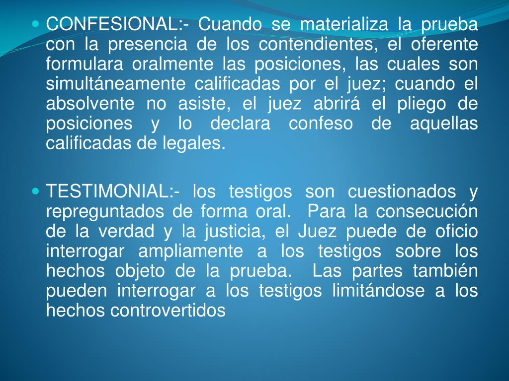 CONFESIONAL:-