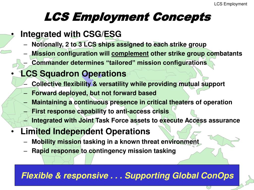 LCS Employment