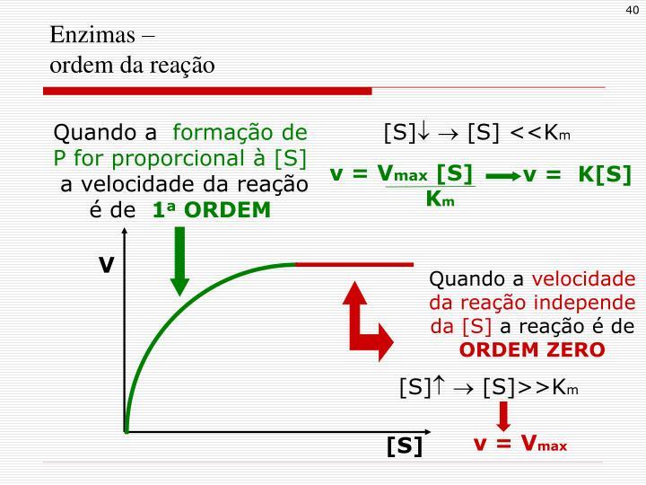 v = V