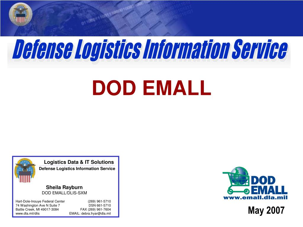 Logistics Data & IT Solutions